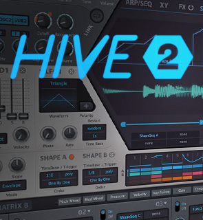 u-he Software Synthesizers and Effects