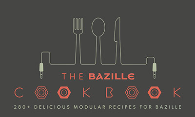The Bazille Cookbook soundset