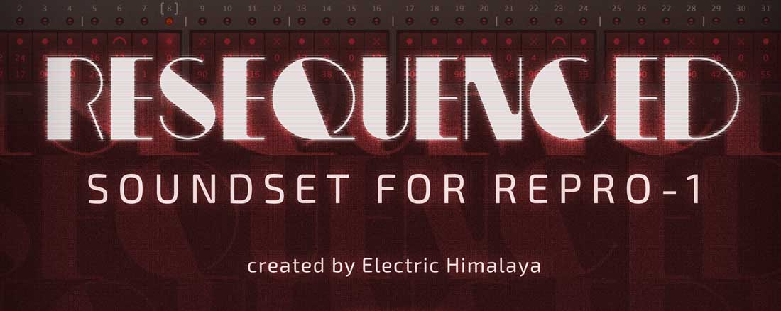ReSequenced soundset