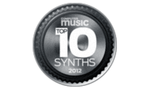 Computer Music Top Synths Award