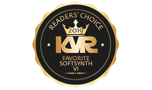 KVR Readers' Choice Award - Favorite Softsynth