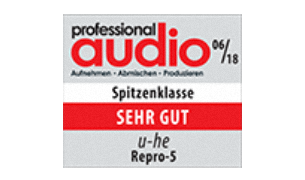 Professional Audio SEHR GUT