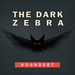 The Dark Zebra cover