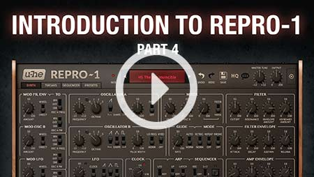 Introduction to Repro-1 - Part 4
