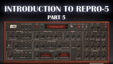 Introduction to Repro-5 - Part 5