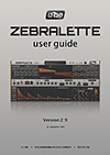 Zebralette user guide